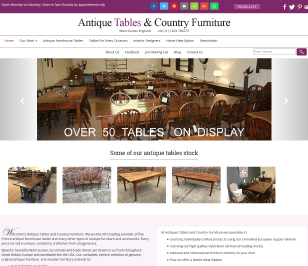 Antique tables