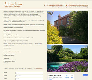 Blakedene Bed & Breakfast