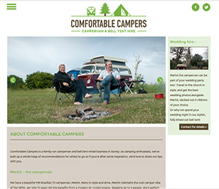 Comfortable Campers