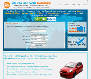 Car Hire Group Worldwide