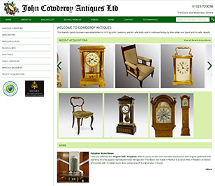John Cowderoy Antiques Ltd