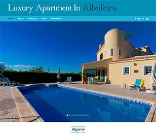 Luxury Apartment In Albufeira