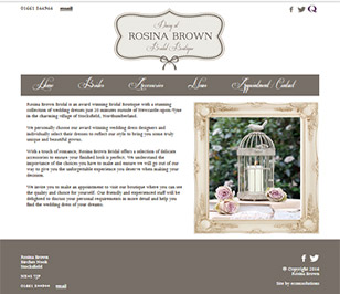 Rosina Brown Bridal Boutique