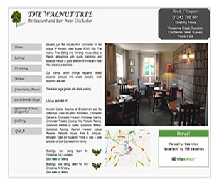 The Walnut Tree - Restaurant and Bar